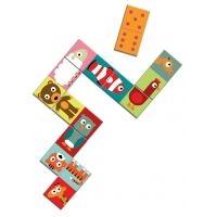 Djeco Domino Puzzle - Animo £6.75
