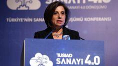 """TÜSİAD Sanayi 4.0 Raporu açıklandı - TÜSİAD Sanayi 4.0 Raporu'nda, """"Türkiye için Sanayi 4.0'ın uygulayıcı öncü ekonomileri arasında yer almak kaçınılmaz bir önemdedir"""" vurgusu yapıldı."""