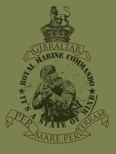 British Royal Marines, British Royals, Special Ops, Special Forces, British Commandos, Marine Commandos, Green Beret, Military Art, Soldiers