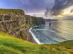 Cliffs of Moher, Ireland              It may be one of the smaller continents, but what Europe lacks in size, it makes up for in style. Take a look at 50 of the most beautiful places in Europe.