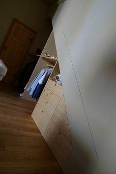 guardaroba appartamento privato