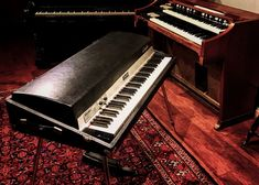 Fender Rhodes piano