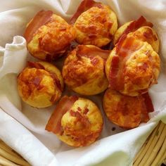 Paleo Bacon Egg Muffins 25 Glorious Ways To Eat Bacon For Breakfast Paleo Bacon, Bacon Recipes, Paleo Recipes, Cooking Recipes, Bacon Bacon, Loaf Recipes, Turkey Bacon, Avocado Recipes, Free Recipes