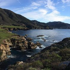 I'm not in Northern California, but seeing the cold ocean, rocky cliffs, and green mountains is another reminder of how different the view can be -- especially compared to my current landlocked Kentucky. Happy Earth Day 🌎 #earthday #nature #norcal #monterreybay #bigsur #calocals - posted by Lissa Benson https://www.instagram.com/lissa.benson - See more of Big Sur, CA at http://bigsurlocals.com