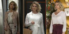 Notícias da TV | Look angelical da vilã de Letícia Spiller está em alta; copie sem erro