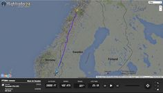 We are following media reports that a West Air CRJ-200 has gone missing in northern Sweden. http://www.flightradar24.com/data/airplanes/se-dux/#879c46c