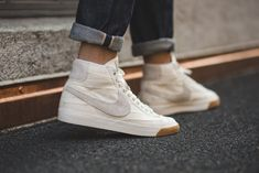 competitive price d3ad2 59b1e low cost nike blazer mid premium vintage qs mummy white. unboxing 03344  f5a08  germany sizes left for the nike blazer mid mummy halloween. ift.tt  1w861f0 ...