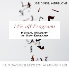 96 best herbal academy coupons our favorites images on pinterest great deal on herbalism programs at the herbal academy of new england 14 off fandeluxe Images