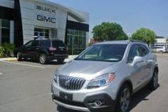 Critz New Cars | 2014 Buick Encore Leather SUV