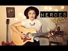Heroes - David Bowie Cover - YouTube