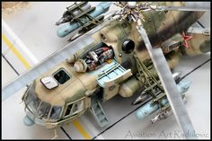 """Russian Mil Mi-8MT """"Hip"""", HOBBY BOSS 1/72 scale. By Milan Radulovic. #helicopter #chopper #scale_model http://www.helmo.gr/index.php?option=com_deeppockets&task=catContShow&cat=37&id=2219&Itemid=35"""