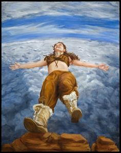 The Fool. The hero of the journey, youthful spirit and impulsive nature guided by instinct. Stepping into the unknown, taking risks and leaping into life. Dionysos son of the king of gods, twice born sent to live among men and share in their suffering.