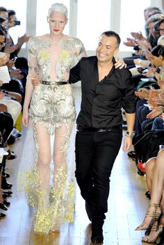 Julien Macdonald | Spring 2012 Ready-to-Wear Collection | Style.com