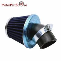 35mm Air Filter Cleaner Mushroom for 70 90 110 125cc Go Kart ATV Dirt Pit Bike Motorcycle Accessories
