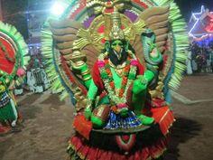 Manjummel Kavadi dance in Kerala