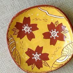 Приємно коли замовляють щось особливе. . . . . . . . . #ukraine #kramatorsk #ceramics #ceramicstudio #ceramica #art #artstudio #ceramicdish…