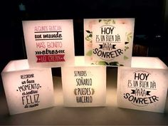 Fanal 7x7cm Souvenirs Ceremonia Velas 15 Años Vela Led - $ 80,00 en Mercado Libre Arc Notebook, Learn Calligraphy, Ideas Para Fiestas, Planner Pages, Corporate Gifts, Led, Personal Planners, Edc Tools, Copic Markers