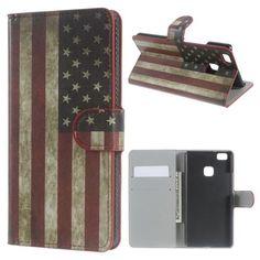 Köp Plånboksfodral Huawei P9 Lite USA-flagga online: http://www.phonelife.se/planboksfodral-huawei-p9-lite-usa-flagga