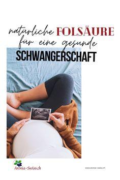 Während der Schwangerschaft ist es wichtig den Körper und das ungeborene Kind mit Vitamin- und Mineralstoffen zu versorgen, um eine optimale Entwicklung zu begünstigen. Aroniabeeren enthalten nebst den für die Schwangerschaft wichtigem Magnesium, Kalzium und Kalium, eine hohe Menge an Folsäure. Folsäure beugt Missbildungen bei Ungeborenen vor und sollte regelmässig eingenommen werden. Entdecke unsere Produkte und bleibe gesund! #gesundeschwangerschaft #schwanger #folsäureschwangerschaft Vitamin E, Stress, Magnesium, Kind, Fitbit, Vitamins And Minerals, Pregnant Wife, Female Bodies, Immune System