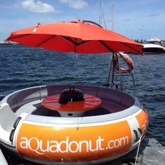 Aqua Donut Melbourne Docklands Oz Tour Guide