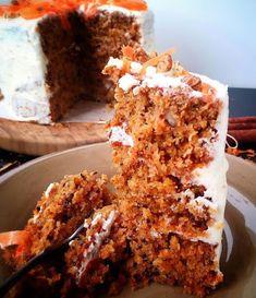 Εκπληκτικό «Καρότο-κέικ «! Coffee Cake, Banana Bread, Sweet Tooth, French Toast, Food And Drink, Sweets, Breakfast, Desserts, Cupcake