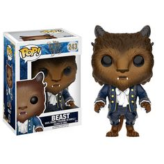 A tale as old as time has a new look in the 2016 live action version of Beauty and the Beast! Explore the enchanted castle with Belle! This Beauty and the Beast Live Action Belle Pop! Vinyl Figure measures approximately 3.75 inches tall and comes packaged in a window display box.<br><br>Funko is a pop culture licensed-focused toy company located in Everett, WA. Funko currently holds more than 150 licenses including, but not limited to; Lucas Films, Marvel, Hasbro, The Walking Dead...