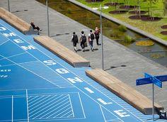 TCL_Monash-Uni-Caulfield-Campus-Green_Andrew-Lloyd-06 « Landscape Architecture Works | Landezine