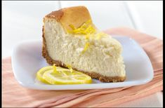 Italian Cheesecake    Light and creamy, this cheesecake gets a boost from ricotta.