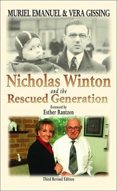 Nicholas Winton and the Rescued Generation: Save One Life, Save the World (The Library of Holocaust Testimonies) by Muriel Emanuel. $19.75. Save 21% Off!. http://www.letrasdecanciones365.com/detailp/dplhu/0l8h5u3l0w3r4h2x5k7z.html. Author: Muriel Emanuel. Publisher: Vallentine Mitchell (November 1, 2001). Publication Date: November 1, 2001. Series: Library of Holocaust Testimonies. When Nicholas Winton met a friend in Prague in December 1938, he was...