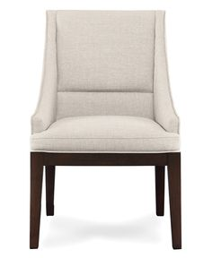 Terrace Dining Chair, Upholstered - furniture - Macy's