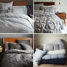 Cozy Up to 10 Chic Bedspreads + Quilts via Brit + Co.