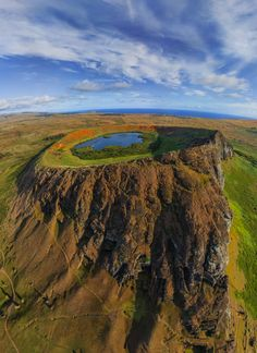 Easter Island - Chile Patagonia, Latin America, South America, Wonderful Places, Beautiful Places, Places Around The World, Around The Worlds, Polynesian Islands, Places To Travel
