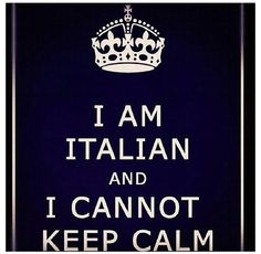 I'm not Italian but my husband is and I find this Hillar!