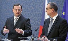 Ministři schválili balík zákonů počítající se zvýšením DPH i daní z příjmu. TK