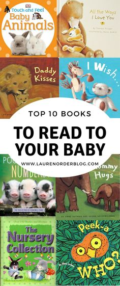 Top 25 Books For Baby Shower Gifts Education Tips For Parents