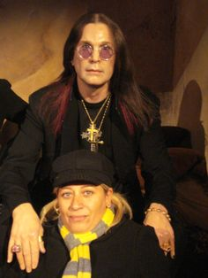 Me and Ozzy