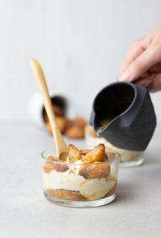 tiramisu met sinaasappel Tiramisu, Ricotta, Foodies, Cheesecake, Ethnic Recipes, Desserts, Cheesecake Cake, Tailgate Desserts, Deserts