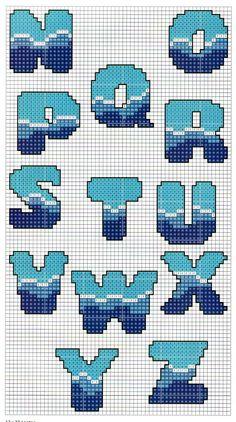 ABC Sea pattern