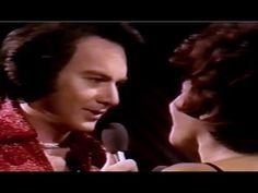 Shirley Bassey & Neil Diamond - Play Me / Diamond - Sweet Caroline / Longfellow Serenade (1974 TV) - YouTube