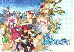 Tags: Anime, Pixiv Id 2497307, Elsword, Eve (Elsword), Raven (Elsword), Aisha (Elsword), Elsword (Character)