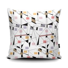 Cinthia James - Architectural Line  My first cushion designs. I am excited. Please like on Face Book and Instagram. Face Book, Abstract Pattern, Cushions, Patterns, Architecture, Instagram, Design, Decor, Illustrations