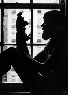 Jim Henson & Bert