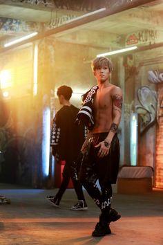 Boyfriend // Obsession // Hyunseong