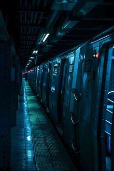 Subway, glow ✨