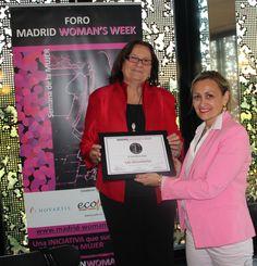 Ana María Llopis es una de las INFLUYENTES de MADRID WOMAN'S WEEK, y como muchas de ellas pasó por un encuentro en CaixaForum Madrid en formato de desayuno o comida para un grupo selecto de directivas, empresarias e influyentes de la vida pública.