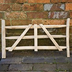 Chestnut Hurdle  - Handmade in Sussex from coppiced chestnut