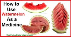 reasons to eat watermelon