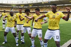 Ecuador vs. Colombia: Time, Channel & Lineup