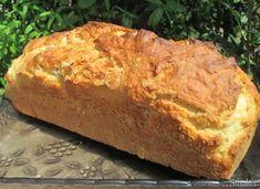 Healthy Bread Recipes, Bread Baking, Banana Bread, Oven, Good Food, Food And Drink, Calzone, Cooking, Breakfast