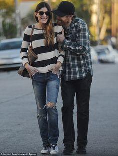 Michael C Hall / Jennifer Carpenter I heard they separated but I LOVE them